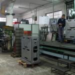 strutture per il bloccaggio multiplo per lavorazioni in serie su Macchine utensili multipallets a